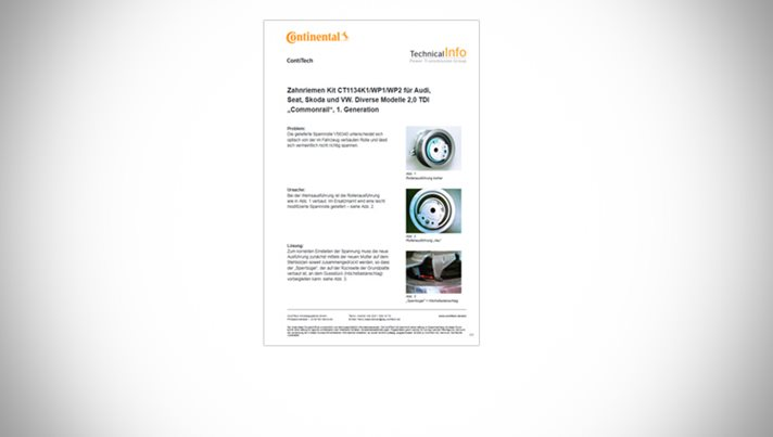 Technical Info/News