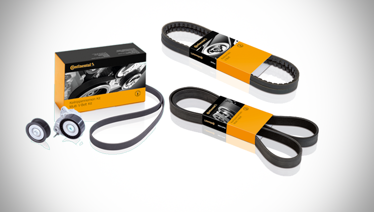 Accessory belt drive systems