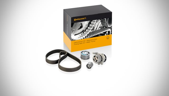 Timing Belt Kit + Water Pump
