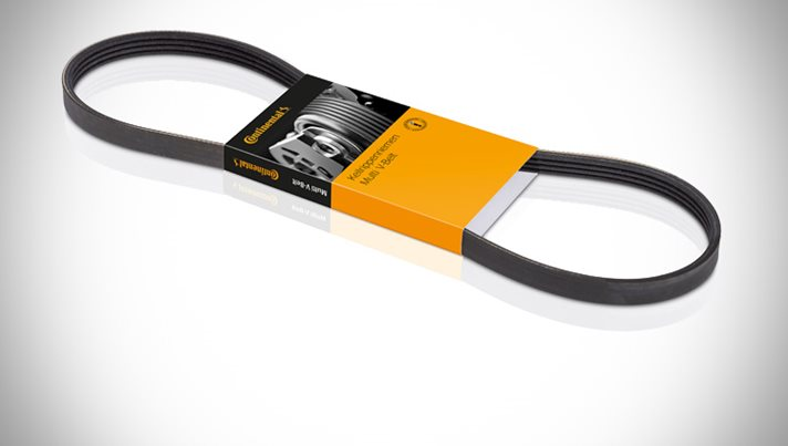 Multi V-Belts Elast