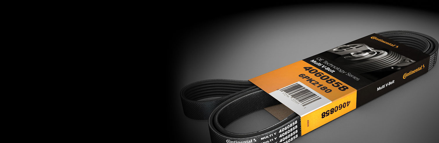 OE Technology Series Multi V-Belt